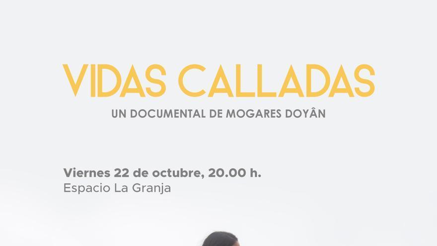 Proyección del documental Vida Calladas