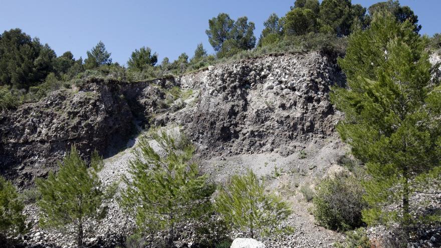 Los volcanes valencianos duermen