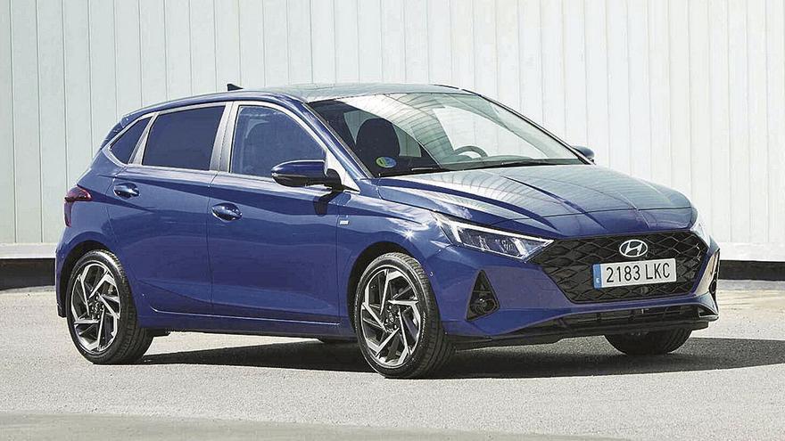 Hyundai I20, un utilitario revolucionario y ecológico ideal para ti que te está esperando en Proa Automoción