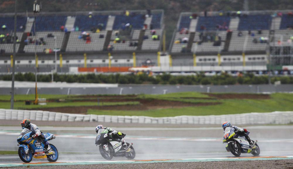 Primeros entrenamientos del Gran Premio de Cheste