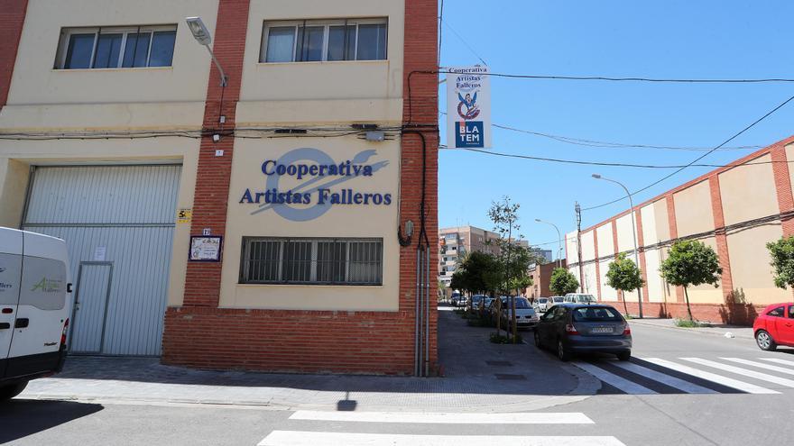 Giner (Cs) critica que se haga un informe de la Ciudad del Artista Fallero sin consultar al Gremio