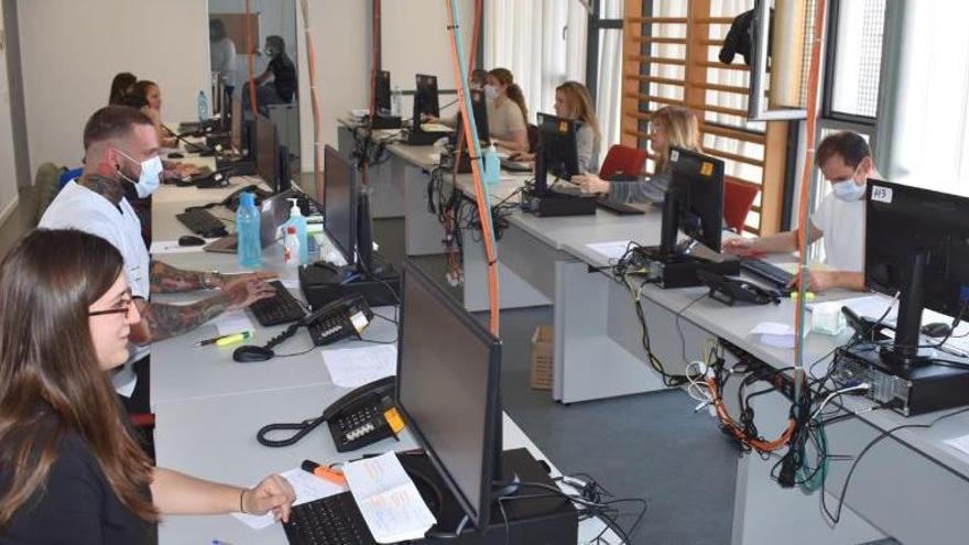 Neue Zentrale koordiniert häusliche Behandlung von Coronavirus-Patienten