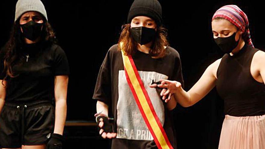 Comienza el teatro escolar en el Palacio Valdés con el IES Carreño