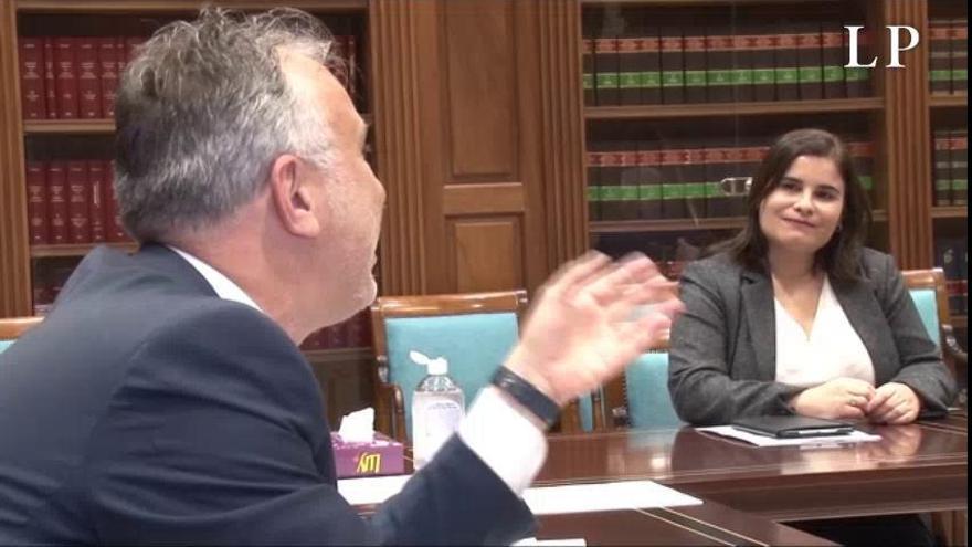 Torres cambiará la Ley del Suelo para agilizar trámites y acelerar la inversión