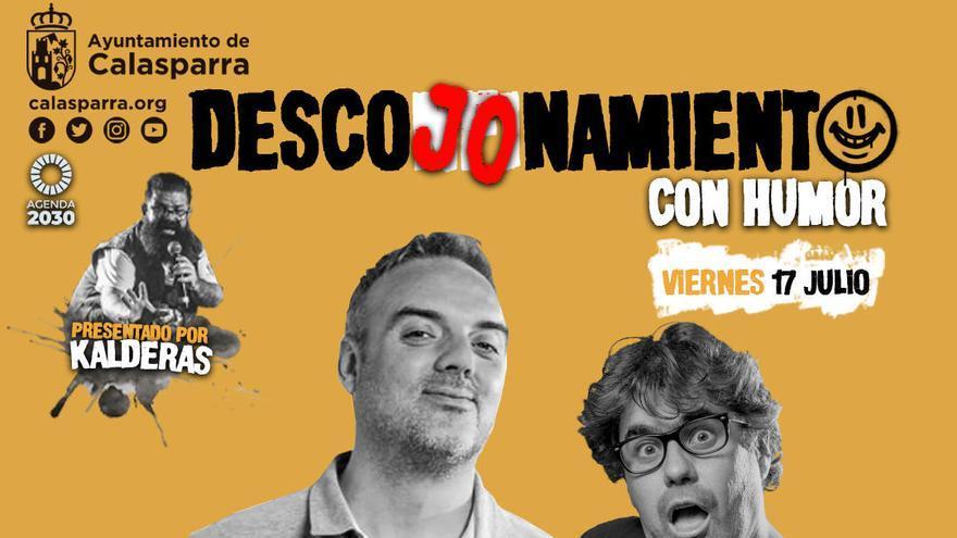El Humor de Paco Calavera & Pepe Céspedes en Calasparra