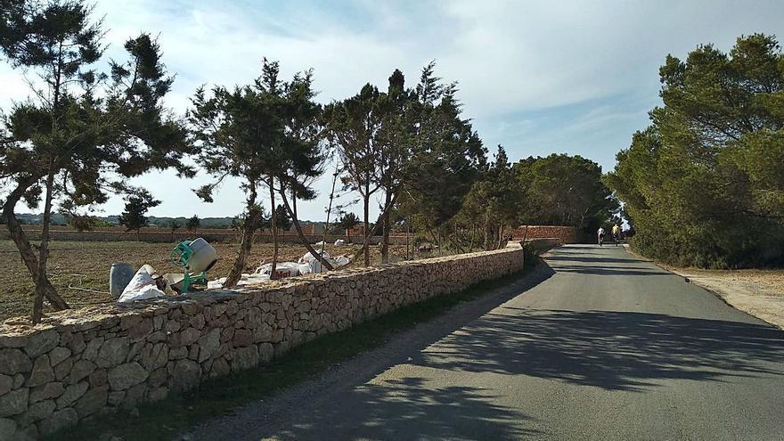 El Consell de Formentera investiga un posible fraude en una ayuda a muros de piedra seca