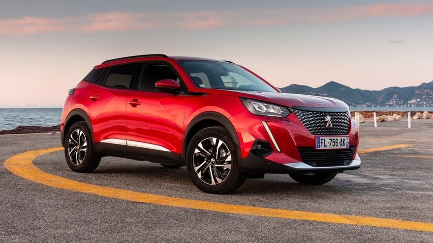 Los 10 SUV más vendidos en febrero de 2021 en España