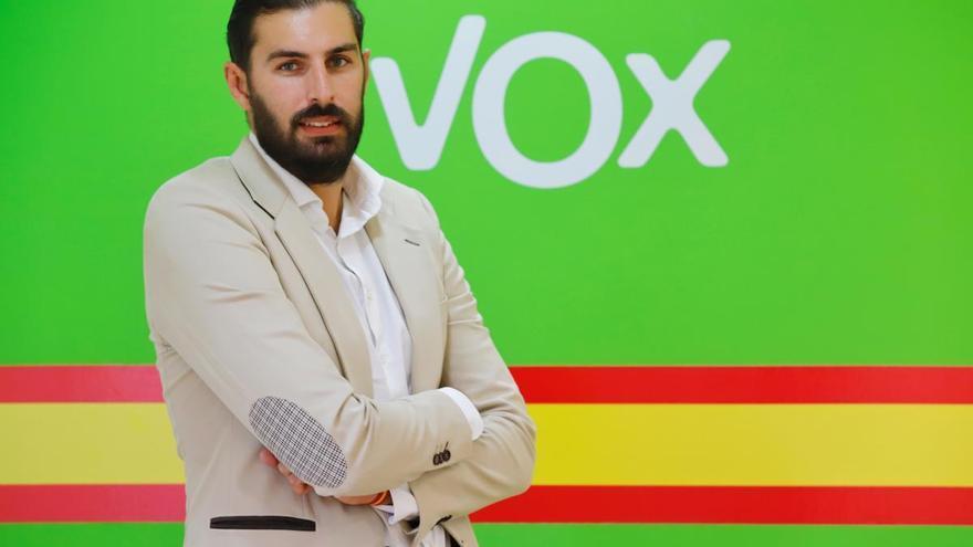 Antelo ya es presidente del Comité Ejecutivo Provincial de Vox en Murcia