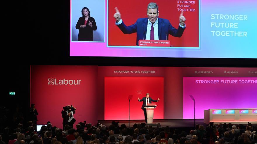 Starmer desafía a la izquierda del laborismo y consagra el giro al centro