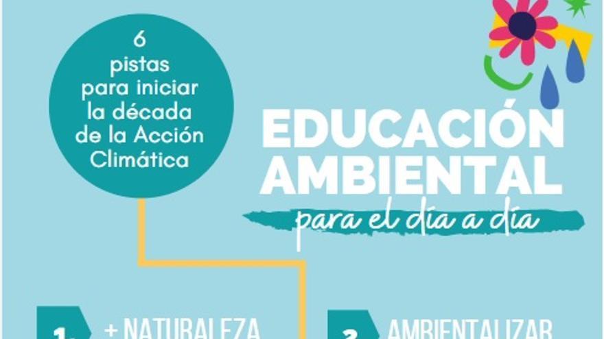La educación ambiental no es solo cosa de niños