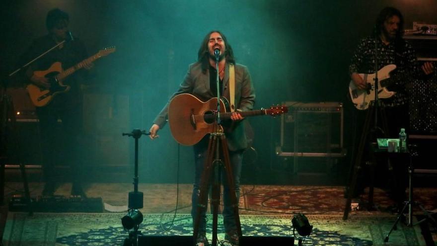 Suspenden el concierto de Andrés Suárez de esta tarde en Vigo