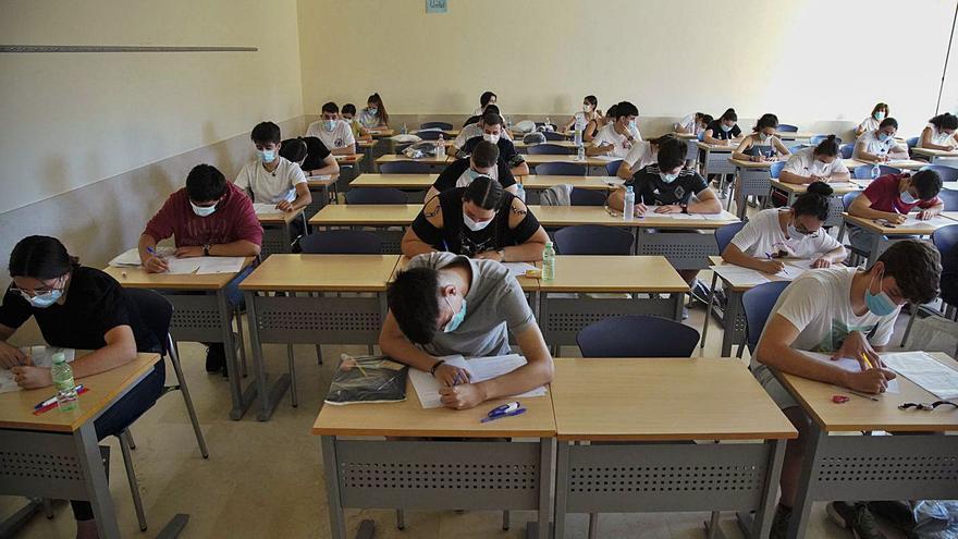 El 60% de los colegios de Zamora no tiene espacio para cumplir las medidas del COVID