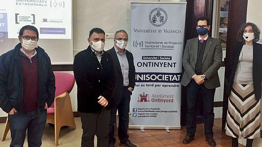 La Universitat de Tardor abre la Setmana de la Ciutat Educadora de Ontinyent