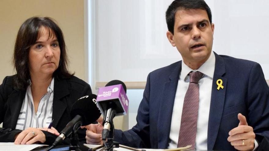 L'alcalde d'Igualada compta amb el sí del partit per ser el relleu de Mercè Conesa a la Diputació