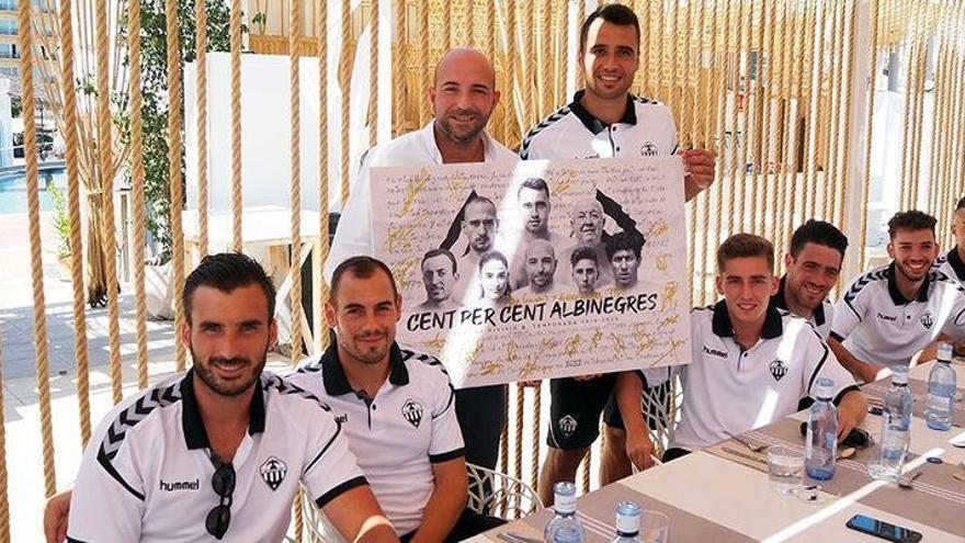 El Castellón, de celebración por los 12.000 socios