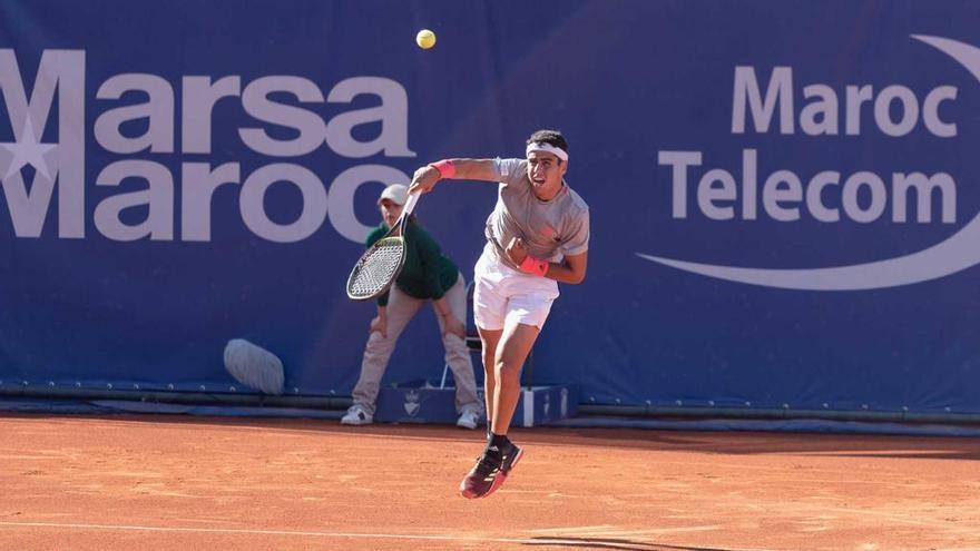 Jaume Munar pierde en cuartos de final en Marrakech ante el francés Benoit Paire
