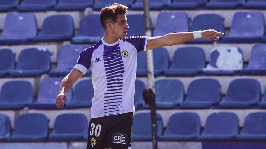 El canterano Pedro Torres deja el Hércules rumbo al Espanyol B