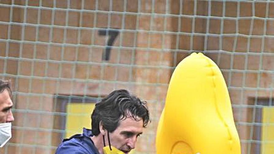 El Villarreal, a rematar la faena  ahs