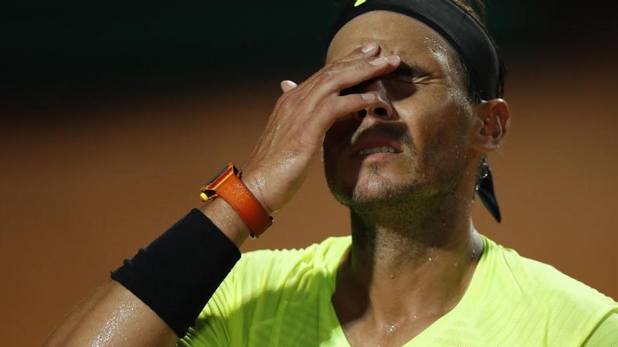 Schwartzman sorprende a Nadal y se planta en semifinales en Roma