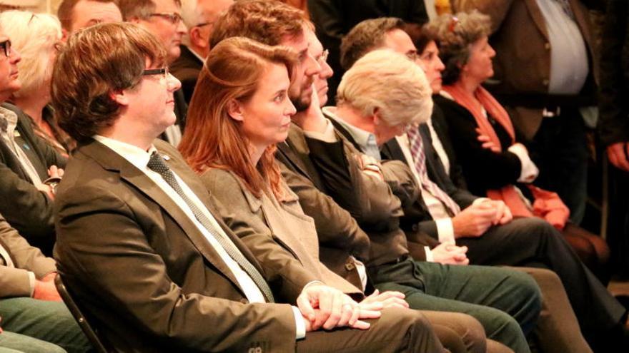 Puigdemont i els quatre consellers compareixeran davant del jutge a les 14h a Brussel·les