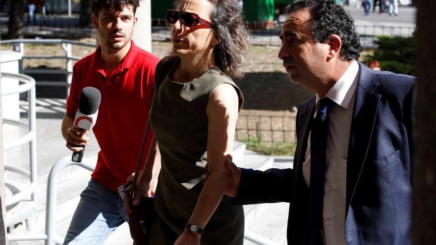 Detienen a Noelia de Mingo por apuñalar a dos mujeres en Madrid