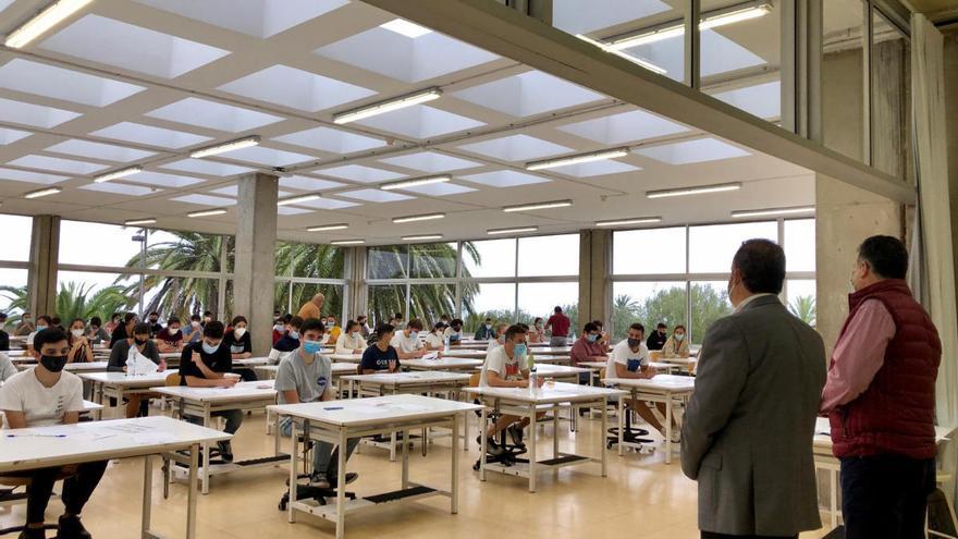 545 estudiantes se presentan en la EBAU de septiembre en la ULPGC