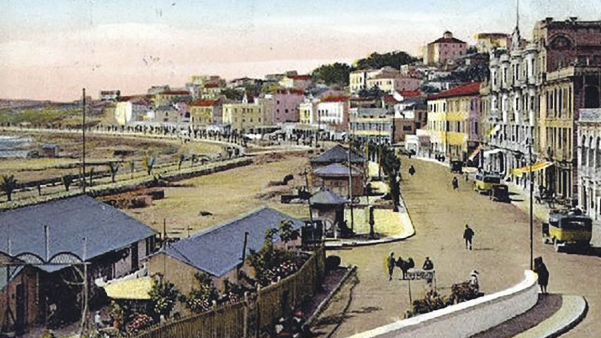Postal Tanger