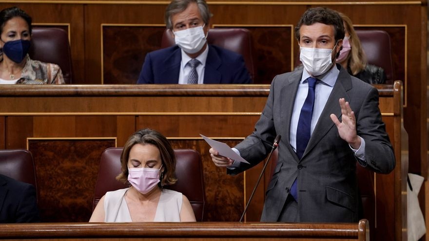 """Casado insta a Sánchez a dimitir por el """"engaño masivo a los españoles"""""""