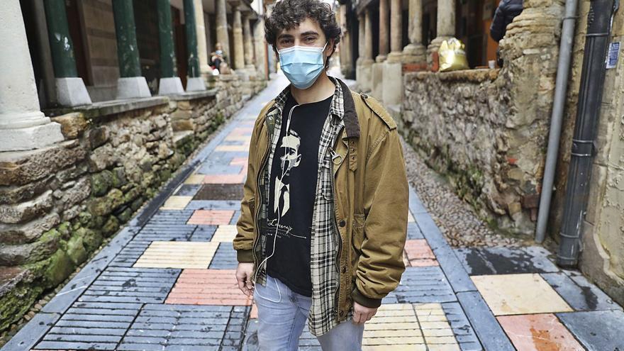 Samuel Suárez, el asturiano que vivió el inicio de la pandemia desde China y que elogia la gestión del gobierno de Pekín