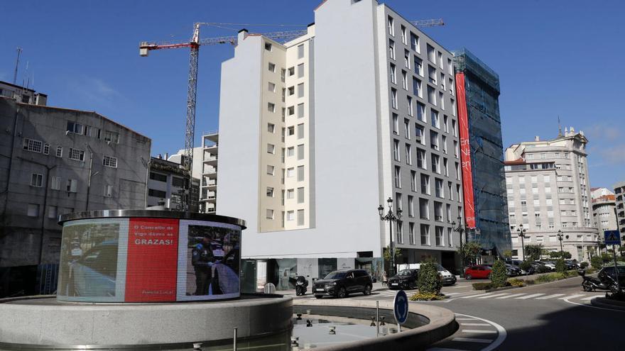 La Sareb incrementa el valor de su patrimonio en Vigo