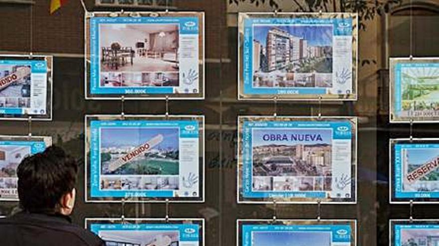 La vivienda de segunda mano sube su precio en Málaga