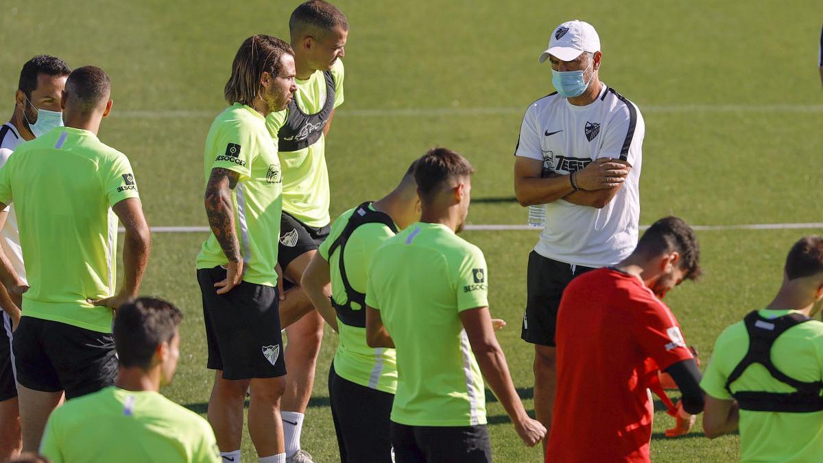 Hasta última hora, algunos de los lesionados apurarán para entrar en la convocatoria del choque contra el Girona.