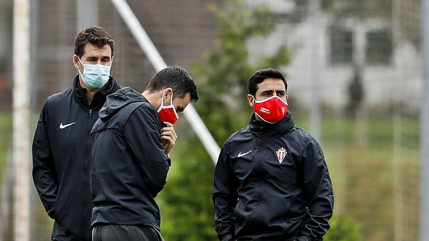 """David Gallego: """"Manu García tiene talento para ir al Europeo sub-21 y ser titular"""""""
