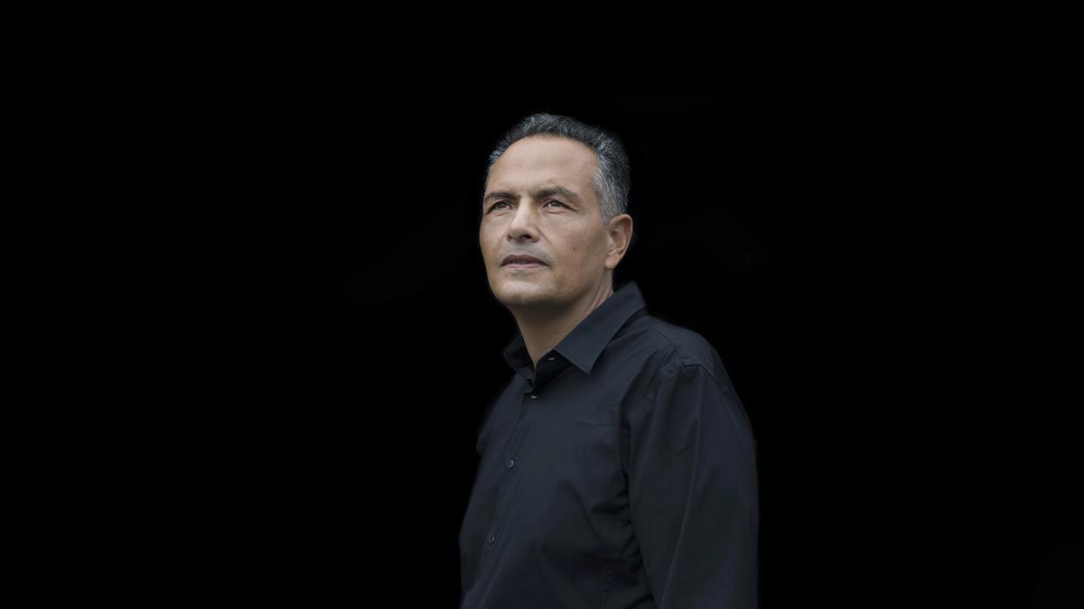 El periodista Santiago Gil