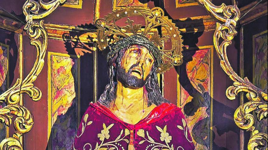 El Señor de las Tribulaciones El Señor de Santa cruz
