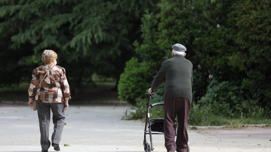Más de 4.500 personas en lista de espera de la dependencia han fallecido en la C. Valenciana en lo que va de 2020