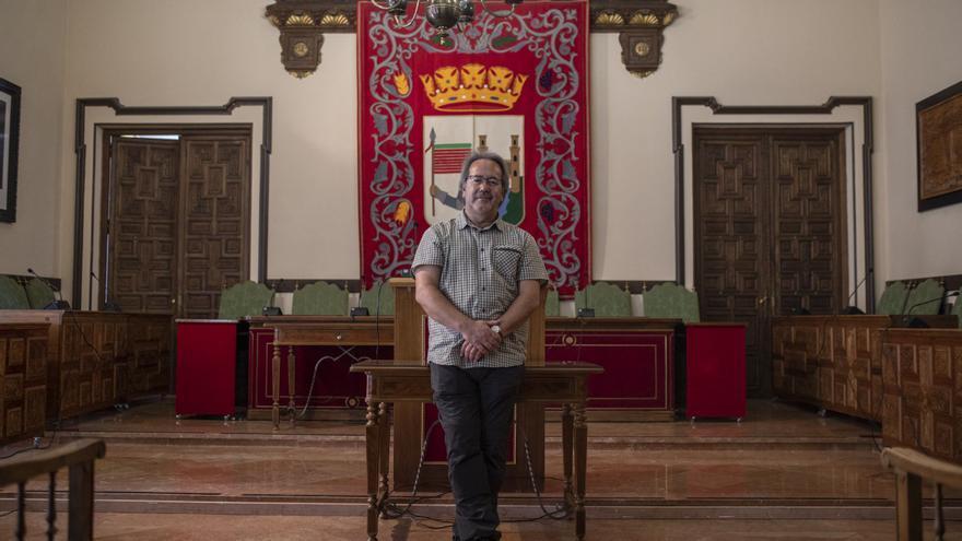 Los retos de Guarido en Zamora tras el ecuador del mandato