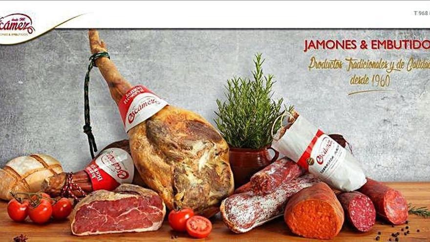 El jamón serrano Escámez, elegido como mejor jamón de España de 2020