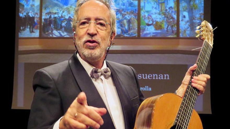 El Festival de Música de Canarias arranca con una charla de Fernando Palacios sobre 'Iván el Terrible'