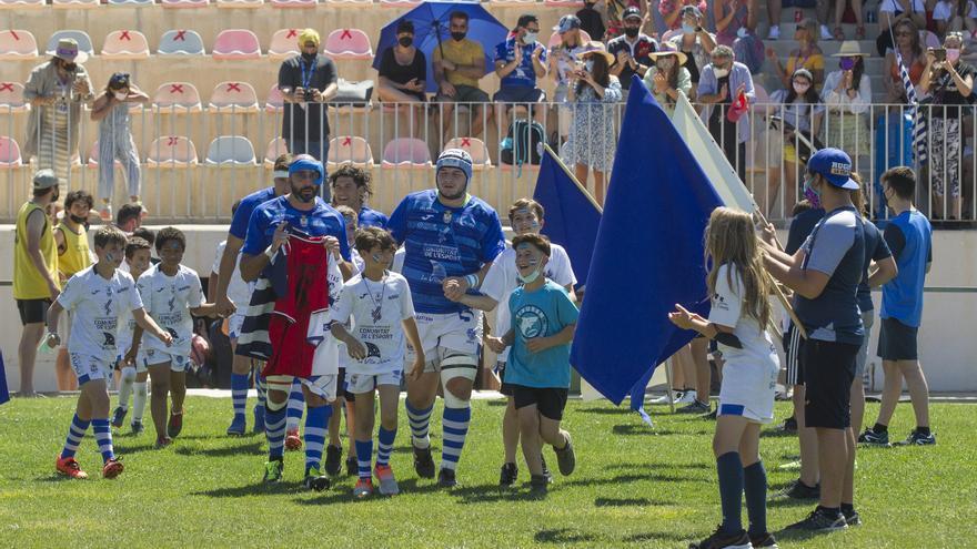 El Club de Rugby La Vila asciende a la máxima categoría