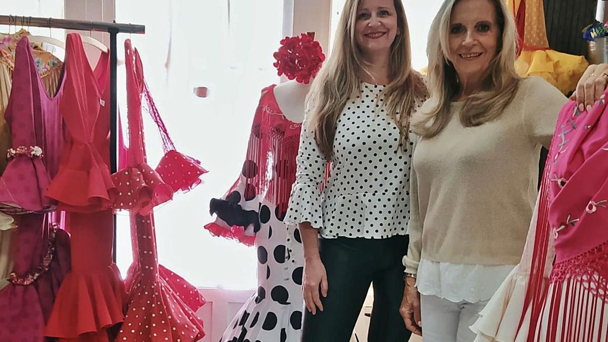 La Peineta. Miriam Torrecilla y su madre, Adela Garvin, son propietarias de este negocio familiar.