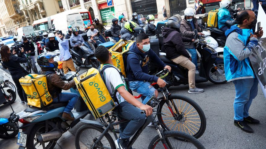Aprobada la Ley Rider