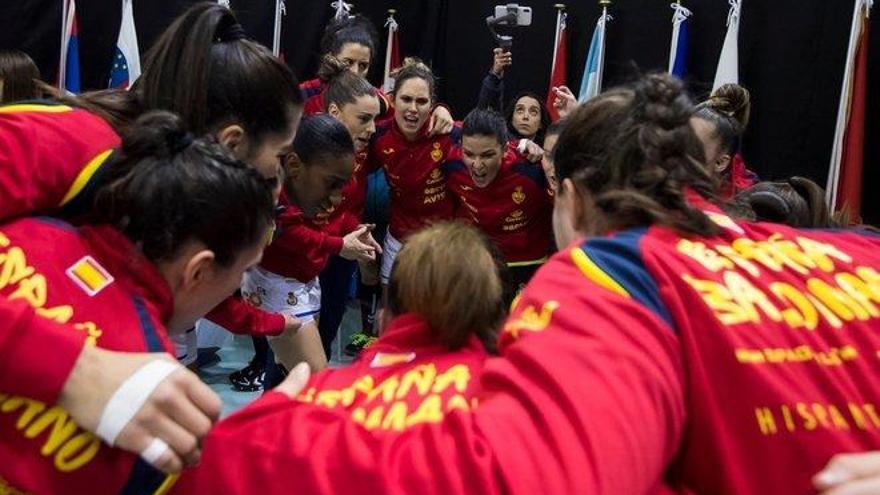 España vence a Japón y se asegura plaza en el Preolímpico