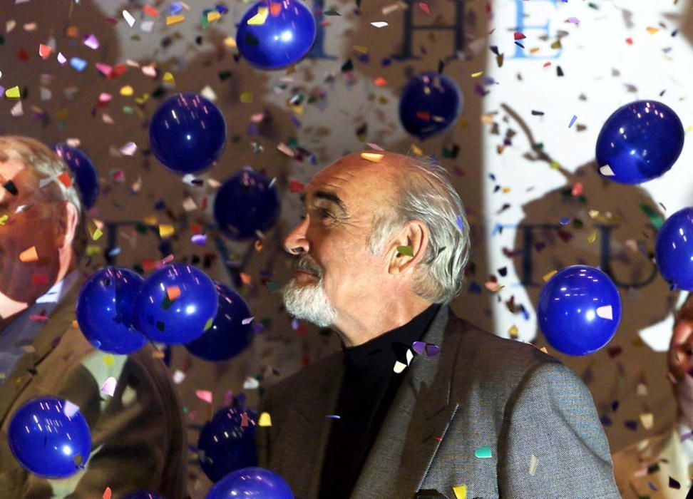 FILE PHOTO: Scottish actor Sir Sean Connery ...