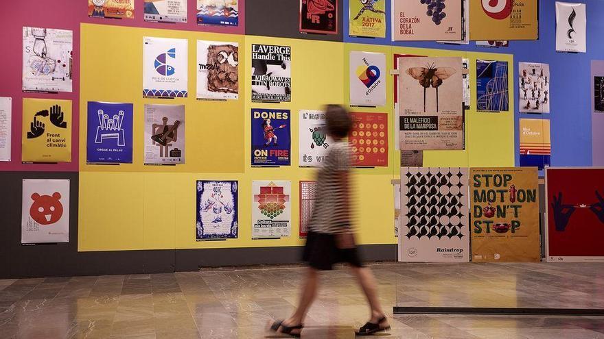 Els cartells i el disseny, memòria gràfica d'una societat