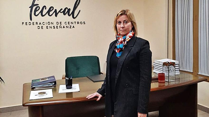 La patronal de la concertada nombra directora gerente a Mariola Hernández