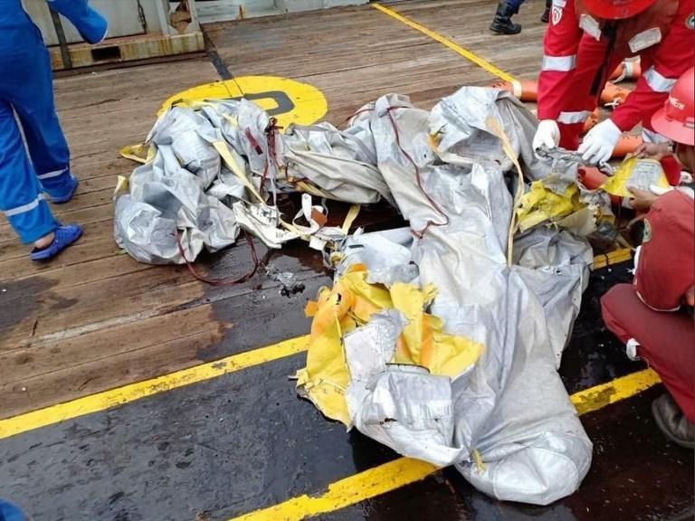Un avión de Lion Air se estrella en Indonesia