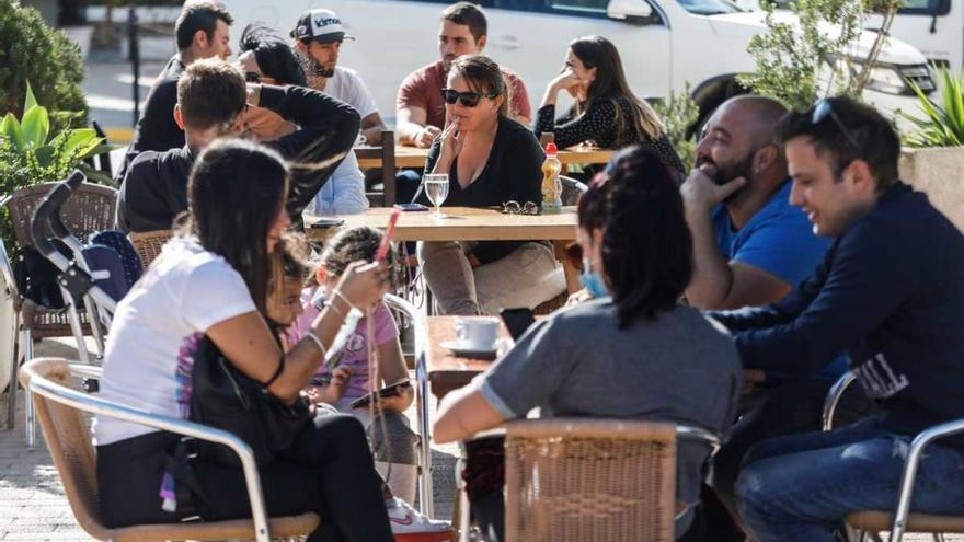 Todos los municipios de Ibiza, salvo Vila, registran una incidencia de covid por debajo de los 50 casos
