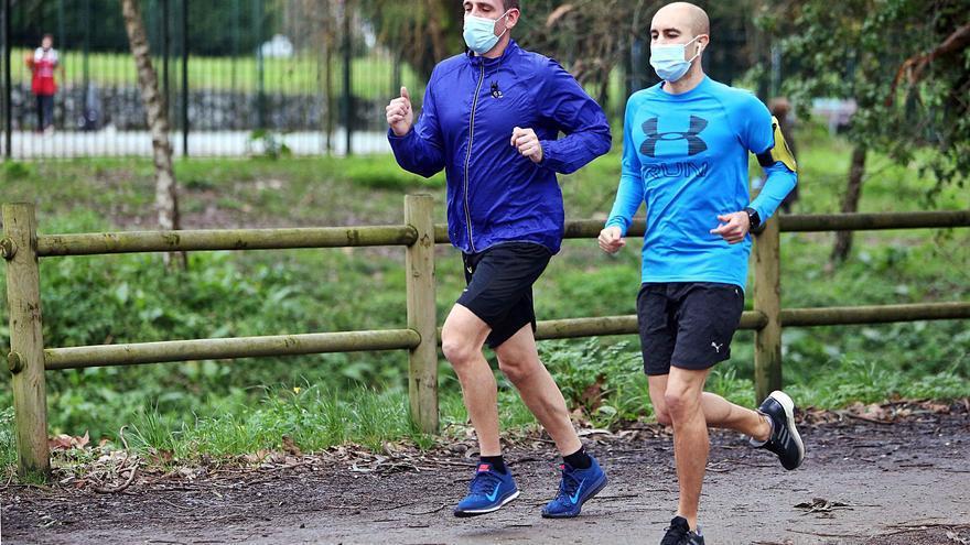 Galicia exigirá mascarilla a quien haga deporte en la calle