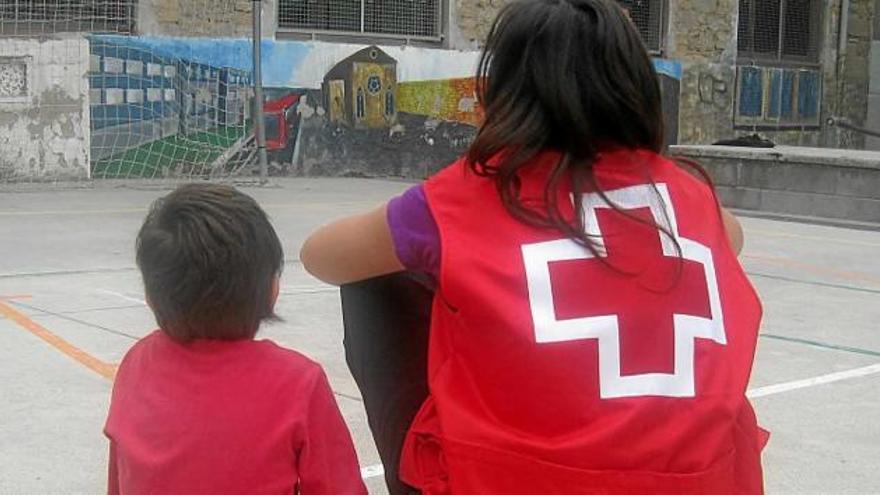 Creu Roja Manresa defensa el dret dels infants a jugar